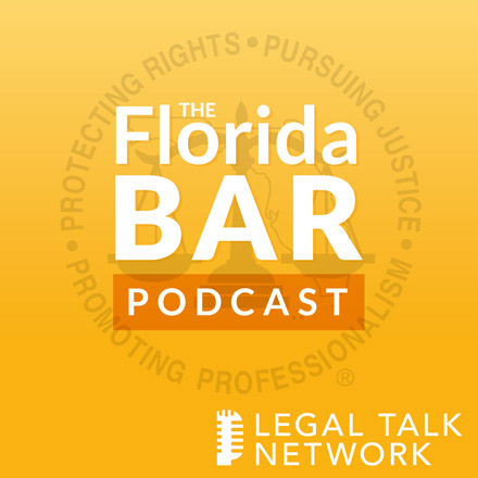 Florida Bar Podcast Graphic