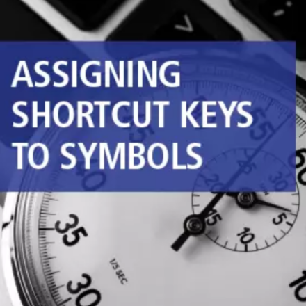 Shortcut Key Video Graphic