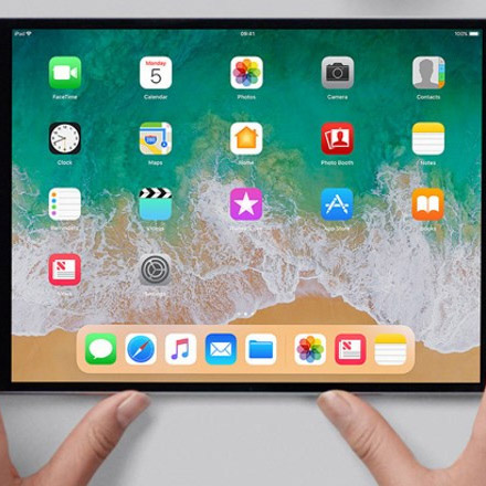 Image of 2018 iPad Model