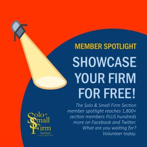 Member Spotlight Questionnaire