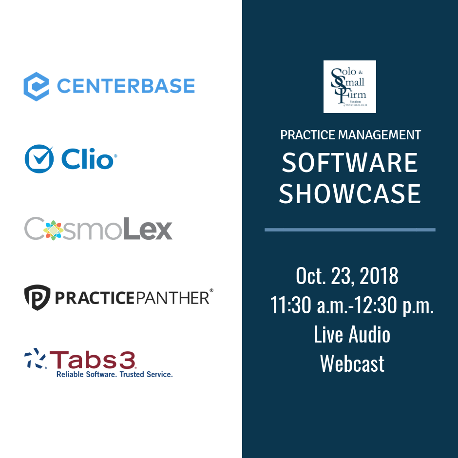 Software Showcase CLE