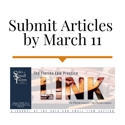 Submit Articles by March 11