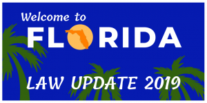 2019 Florida Law Update