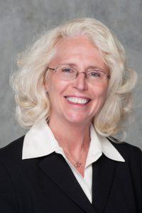 Peggy Hewitt of FLMIC