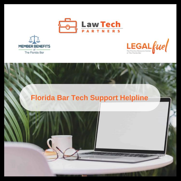 LawTech Partners Tech Support Helpline